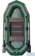 Надувная гребная лодка (с пайолом слань-коврик) Профи KDB К-270Т / 69-542, фото 1