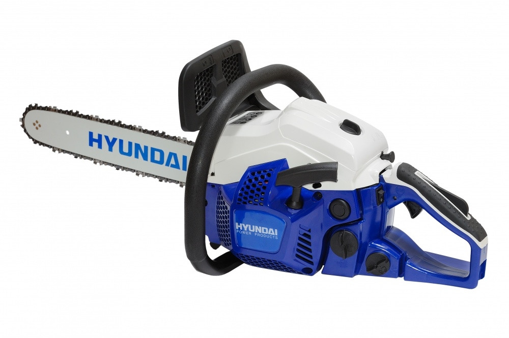 Пила цепная бензиновая Hyundai X 460
