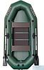 Надувная гребная лодка (с пайолом слань-книжка) Профи KDB К-270Т / 03-503