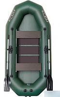 Надувная гребная лодка (с пайолом air-deck) Профи KDB К-270Т / 04-533