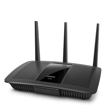 Роутер LINKSYS EA7500/ DUAL BAND MAX-STREAM MU-MIMO WiFi GIGABIT ROUTER, AC1900