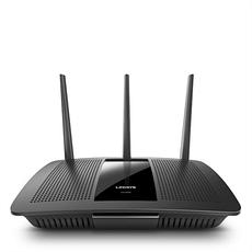Роутер LINKSYS EA7500-EU DUAL BAND MAX-STREAM MU-MIMO WiFi GIGABIT ROUTER, AC1900, фото 2