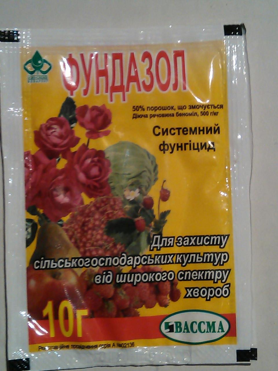Фунгицид Фундазол 10 гр
