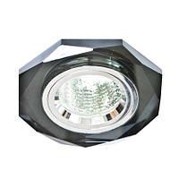 Точечный светильник Feron 8020-2 серый-хром, фото 1