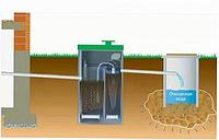 Автономная канализация загородного дома Оазис  КБ-ЭКО-СН(НН)Б-700*