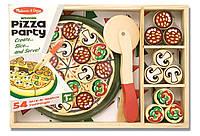 Деревянный набор пицца Melissa & Doug 10167