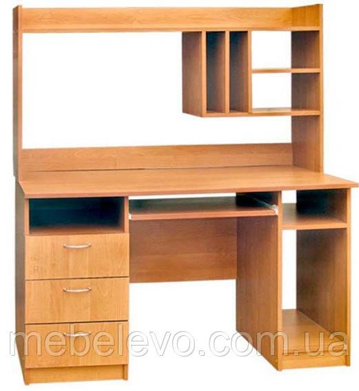 Стол компьютерный Оскар с надставкой  1480х1300х600мм   Пехотин