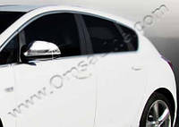 Хром накладки Opel Astra J
