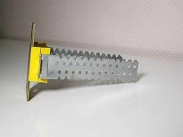 Шуманет-коннект КС, Виброизолирующее стеновое крепление с интегрированным прямым