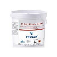 Дезинфектант на основе хлора ChloriShock G140, 1кг