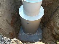 Станция очистки сточных вод Оазис-9, 1540 х 2450 мм