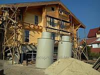 Станция очистки сточных вод Оазис-30, 2100 х 3450мм