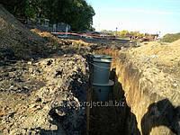 Станция очистки сточных вод Оазис-100, 1900 х 3450 х 4 мм