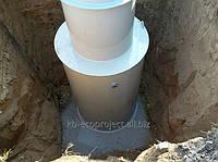 Станция очистки сточных вод Оазис-125