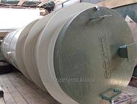 Станция очистки сточных вод Оазис Эко-НН-8, 1400 х 2450 мм