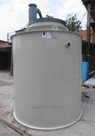 Станция очистки сточных вод Оазис Эко - 8, 1400 х 2450 мм