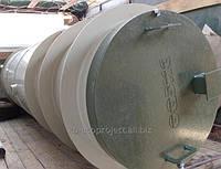 Станция очистки сточных вод Оазис Эко - 15, 1980 х 2450 мм