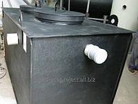 Сепаратор нефтепродуктов Оазис-oil-СН-П-5, 2250 х 1000 х 1000 мм