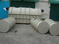 Сепаратор нефтепродуктов Оазис-oil-СН-П-2, 1800 х 1000 х 1000 мм