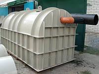 Сепаратор нефтепродуктов Оазис-oil-СН-П-15, 4000 х 1000 х 1000 мм