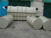 Сепаратор нефтепродуктов Оазис-oil-СН-Б-20, 2850 х1500 х 1800 мм