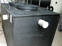 Сепаратор нефтепродуктов Оазис-oil-СН-Б-35, 3000 х2000 х 2300 мм