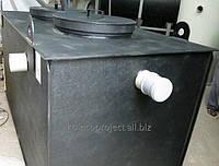 Сепаратор нефтепродуктов Оазис-oil-СН-Ц-1, 950 х 1000 мм