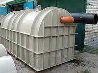 Сепаратор нефтепродуктов Оазис-oil-СН-Б-50, 4200 х2000 х 2300 мм