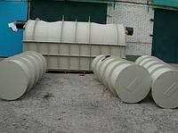 Сепаратор нефтепродуктов Оазис-oil-СН-Ц-3, 1200 х 1500 мм
