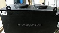 Сепаратор нефтепродуктов Оазис-oil-СН-Ц-10, 1950 х 2000 мм