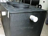 Сепаратор нефтепродуктов Оазис-oil-СН-Ц-15, 1950 х 2500 мм
