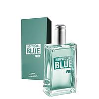 Individual Blue Free for him мужская туалетная вода 100 мл, Эйвон, Avon (Индивидуал Блу Фри), 46787