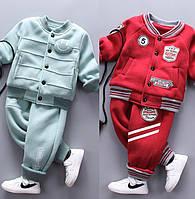 Детский теплый костюм для детей, фото 1