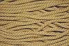Канат декоративный 6мм мягкий (50м) песочный