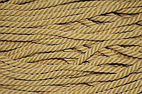 Канат декоративный 6мм мягкий (50м) песочный, фото 1