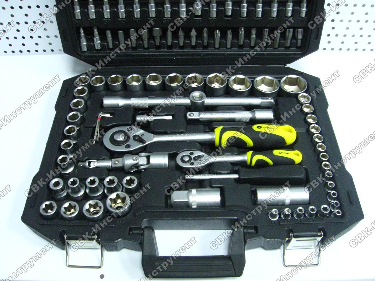 Набір інструментів Сталь 108 одиниць