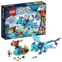 Конструктор Лего 41172 LEGO Elves Приключения водяного дракона