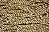 Канат декоративный 6мм мягкий (50м) т.бежевый