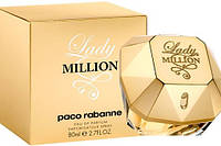 Женская туалетная вода Paco Rabanne Lady Million 80 ml