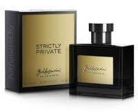 Мужская Парфюмированная вода Hugo Boss Baldessarini Strictly Private 100 ml