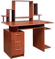 Пехотин  стол компьютерный Пегас с надставкой 1315х1100х600мм