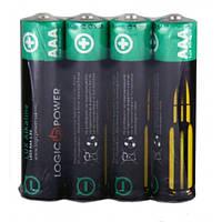Батарейка AAA Alkaline LR03 4шт (3423)