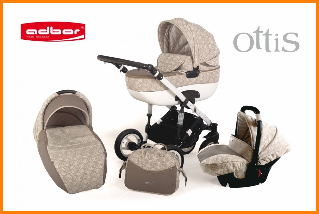Детская коляска 2 в 1 Adbor Ottis - Интернет-магазин детских товаров и мебели  SIGNAL 1043c4d3166