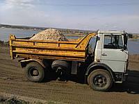 Доставка песка, щебня, кирпича. ЗиЛ, МаЗ, КамАЗ