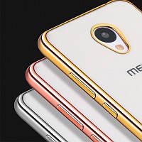 TPU чехол Slyline для Meizu MX6 (3 цвета в наличии)