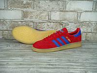 Кроссовки Adidas Spezial Red Blue, фото 1
