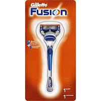 Станок для бритья Gillette Fusion (+1 картридж)