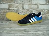 Кроссовки Adidas Spezial Vintage Navy Blue, фото 1