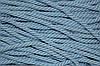 Канат декоративный 6мм мягкий (50м) голубой