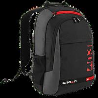 "Рюкзак для ноутбука CROWN BPV-315B (Vigorous Series) black 15,6"""